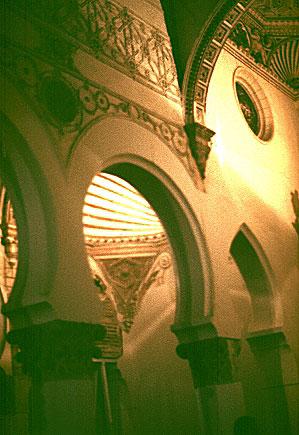 Толедо - синагога
