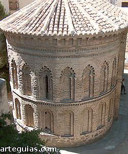 Толедо - церковь Cristo De La Luz