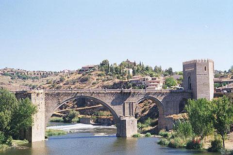 Толедо - мост San Martin