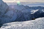 Горные вершины / Фото из Италии