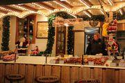 Рождественская ярмарка в Амстердаме