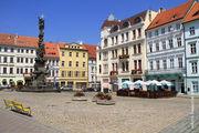 Город Теплице, Чехия