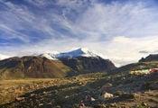 Вид на Кайлаш, Тибет