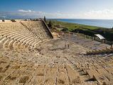 Коурионский театр, Кипр