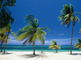Живописный пляж в Варадеро, Куба