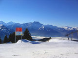 Горнолыжные склоны Швейцарии