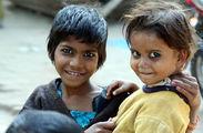 За нами наблюдают молча / Фото из Индии