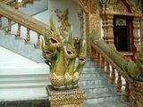 Лестница Нагов, Ват Буппарам / Фото из Лаоса