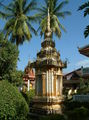 Храм Ват Си Сакет / Фото из Камбоджи