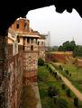 Стены форта. Лахор / Фото из Пакистана