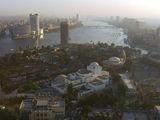 Город с каирской башни / Фото из Египта