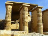 Храм в в Саккаре / Фото из Египта