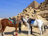Прогулка по пирамиде / Фото из Египта