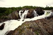 Водопад на Кольском полуострове