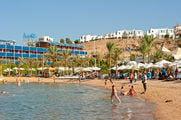 Пляж в Шарм-эль-Шейхе