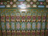 Потолок. Отель Дана Бич / Фото из Египта