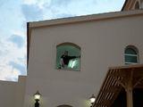 Хозяин интернет-клуба возле отеля / Фото из Египта