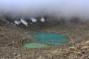 Священное озеро на Тибете