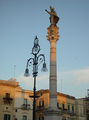 Колонна Святого Оронцо / Фото из Италии