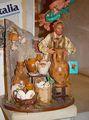 Прилавок магазина папье-маше в Лечче / Фото из Италии