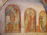 Настенная роспись San Nicola / Фото из Италии