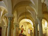 Арочные колонны на нижнем уровне Собора / Фото из Италии