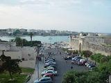 Вид на залив со стен Старого города / Фото из Италии