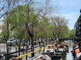 На двухэтажном автобусе по Мадриду / Фото из Испании