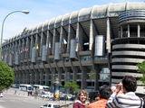 Стадион Сантьяго Бернабэо / Фото из Испании