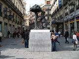Мадрид. Символ города / Фото из Испании