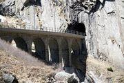 Андерматт. Туннель / Германия
