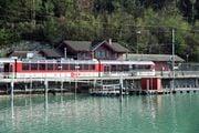 Красный поезд / Германия