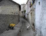 Одна из улочек в деревне Гереме / Фото из Турции