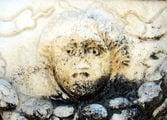 Мраморное изваяние на развалинах Иераполиса / Фото из Турции