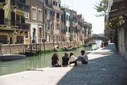 Венеция. Канал / Италия