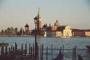Венеция. Вид от Сан-Марко / Италия