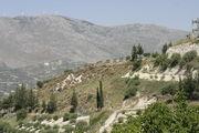 Долина с южной стороны плато Лассити / Фото из Греции