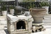 Винокурня на крыше / Фото из Греции