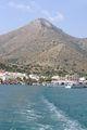 Где-то в этой синеве лежит затонувший город / Фото из Греции