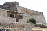 Крепостные стены Спиналонги / Фото из Греции