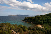 Дикий пляж на Сардинии