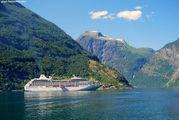 Круиз по фьордам Норвегии