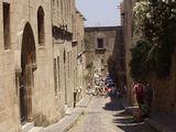 Один из 'проспектов' Старого Родоса / Фото из Греции