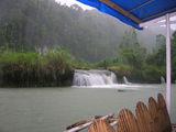 Филиппины, остров Бохол, водопады на реке Лобок / Индонезия