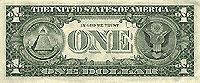 USA$1 реверс