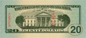 USA$20 реверс, 2003