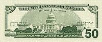 USA$50 реверс