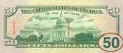 USA$50 реверс, 2004