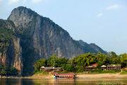 Пейзажи Лаоса