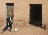 футбол - он и в Африке футбол / Фото из Марокко